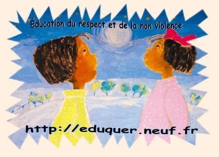 Un site pour Eduquer les Enfants sans Violence...