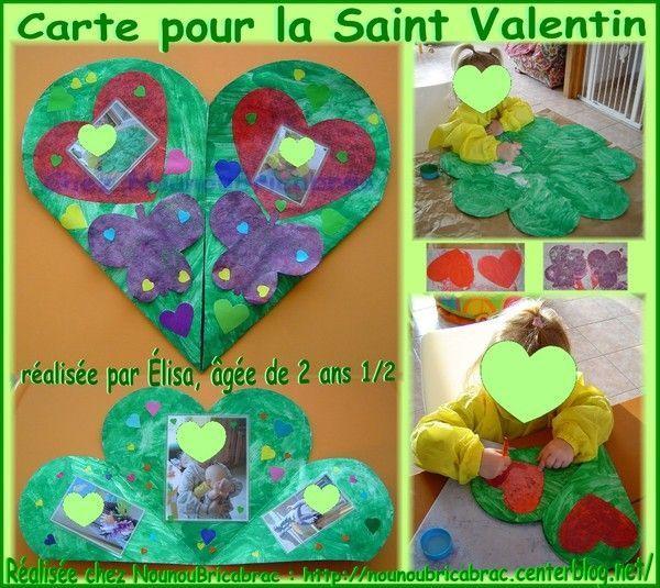 Bricolages cartes page 3 - Carte st valentin a faire soi meme ...