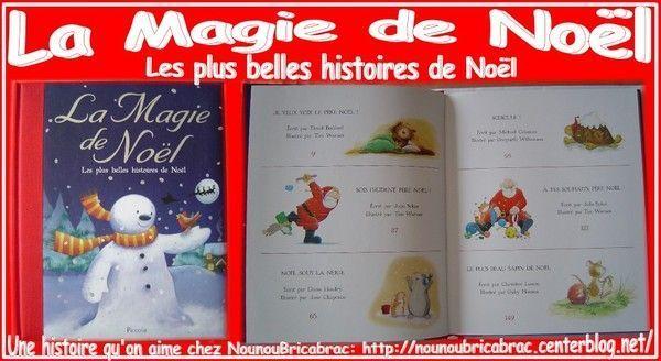 Une histoire pour Noël... La Magie de Noël