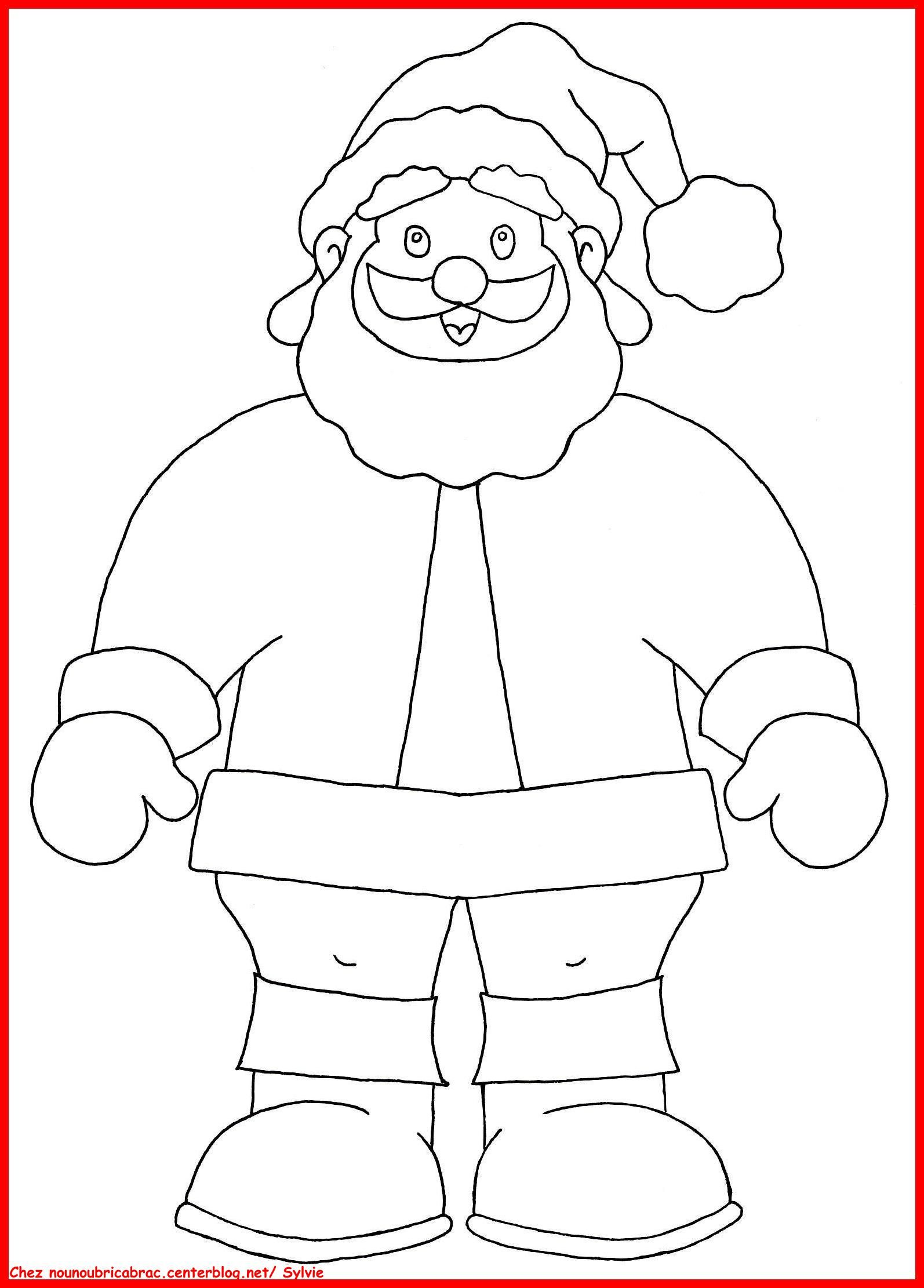 P re noel dessin search results calendar 2015 - Pere noel facile a dessiner ...