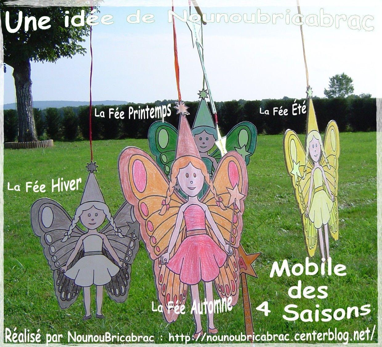 Mobile... Féerie des 4 Saisons *2*