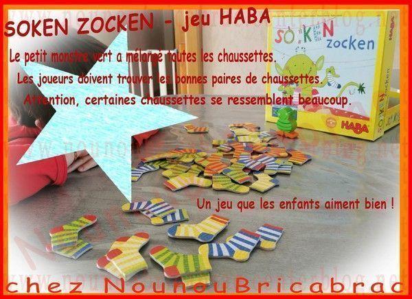 Soken Zocken - jeu HABA