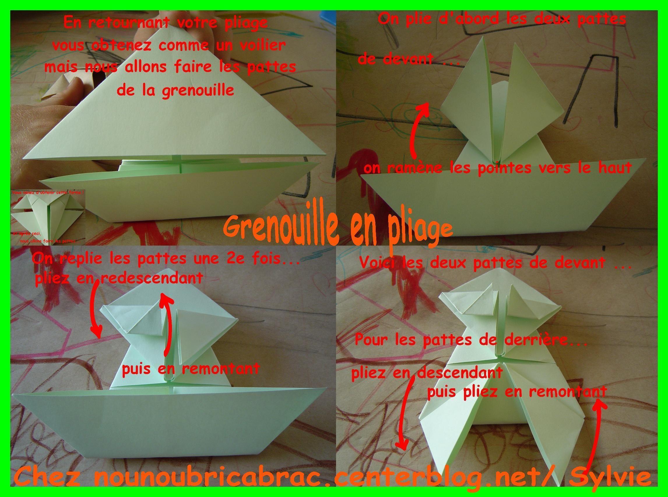 Croa Grenouille Sauteuse... 3ème partie