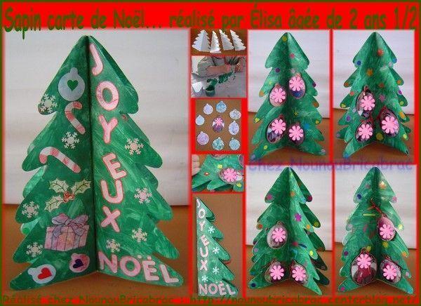 Bricolages Pour Noel Deco A Realiser Soi Meme Page 8