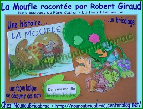 La Moufle... une histoire de Robert Giraud
