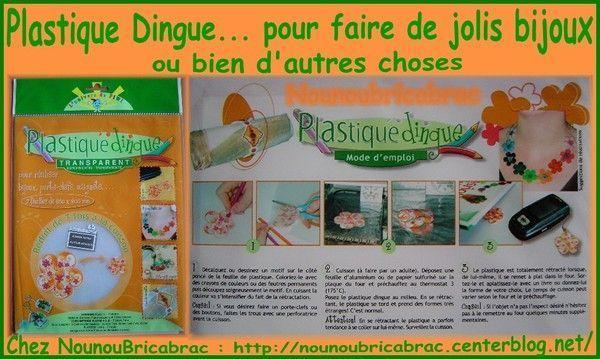 Le Plastique dingue... vous connaissez ???