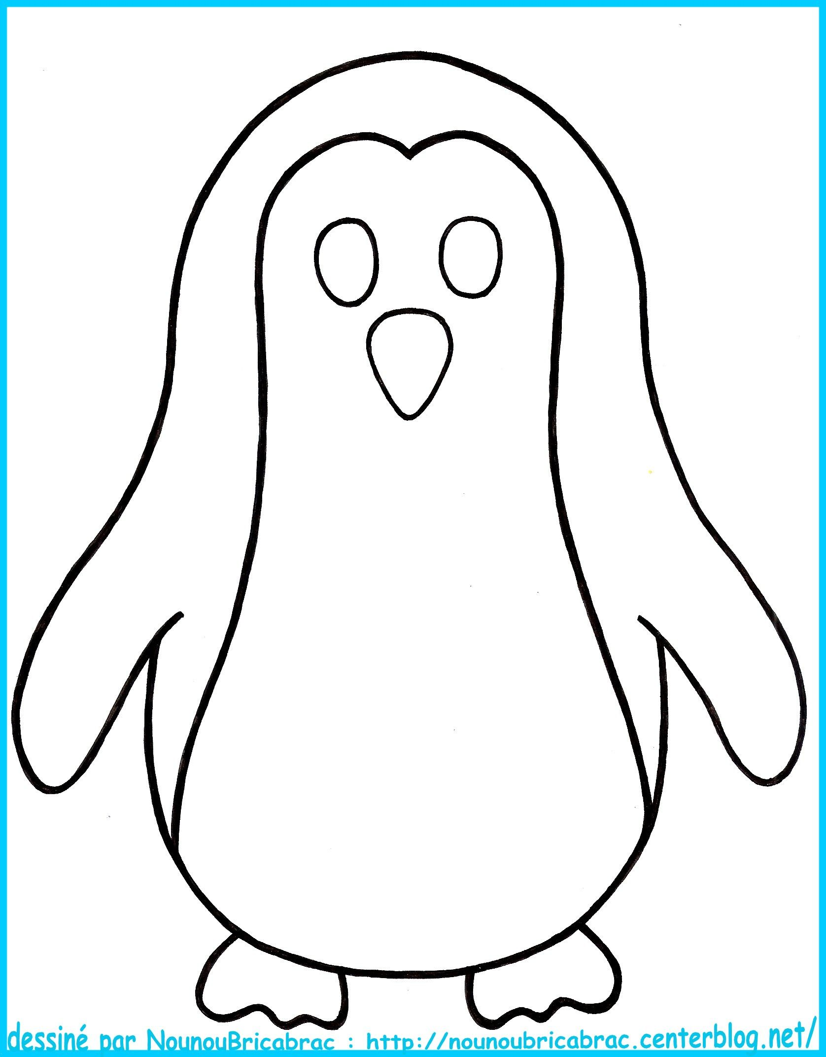 Pingouin centerblog - Dessin pinguoin ...
