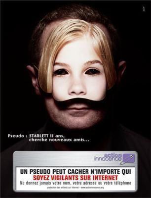 INTERNET : ATTENTION DANGER ! PARENTS et JEUNES SOYEZ VIGILENTS