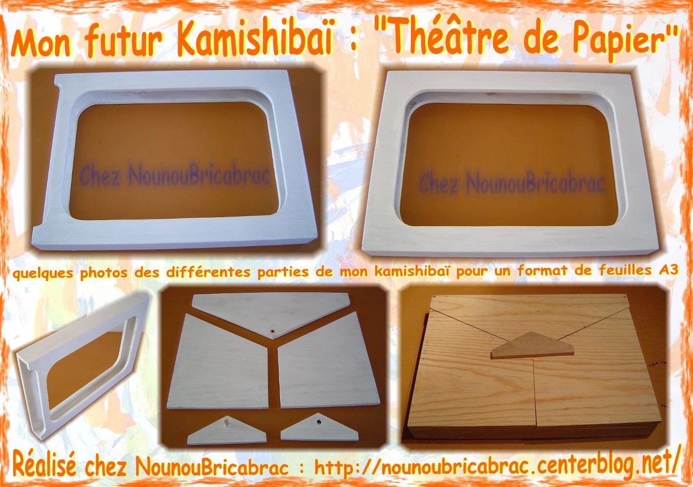 Mon KAMISHIBAÏ... mon petit théâtre pour raconter des histoires aux enfants