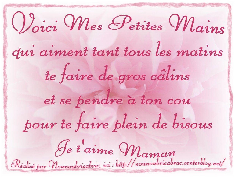 Poemes pour les mamans page 2 - Poeme de noel pour maman et papa ...