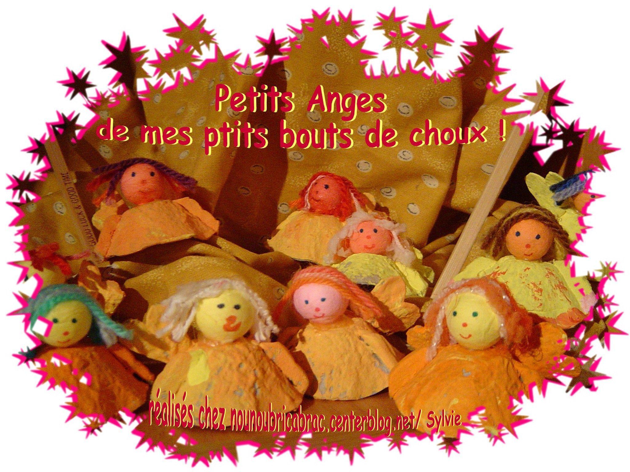 Anges de Noël...