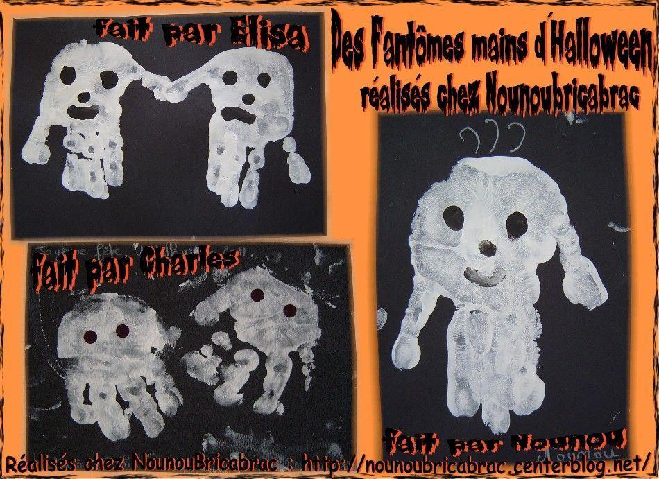 Bricolage facile halloween les derni res id es de design et int ressantes Bricolage maternelle halloween