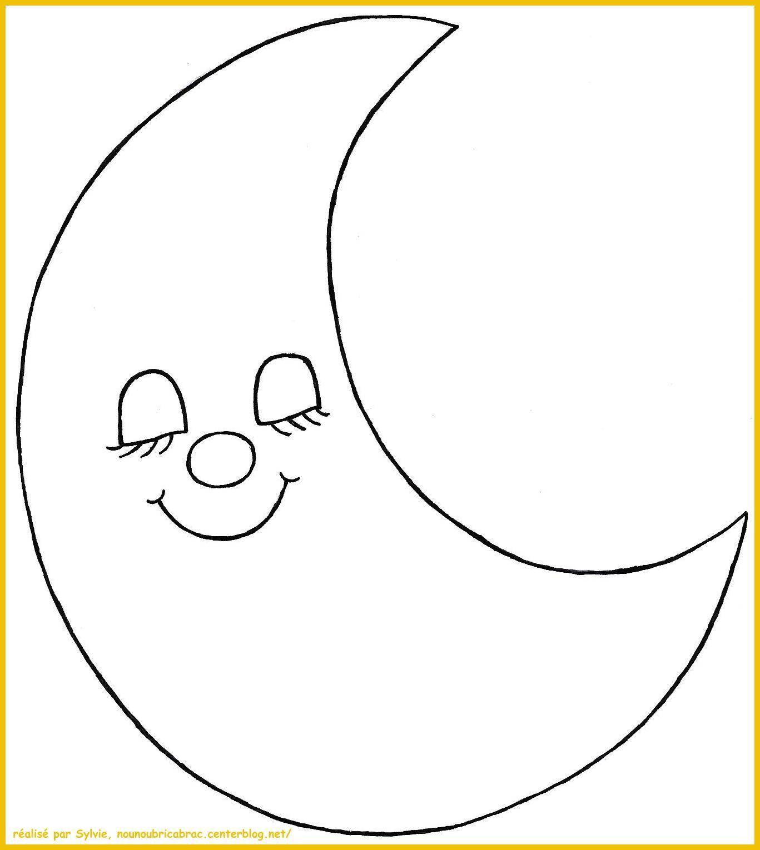 Coloriages hiver noel nouvel an page 3 - Dessin de lune ...