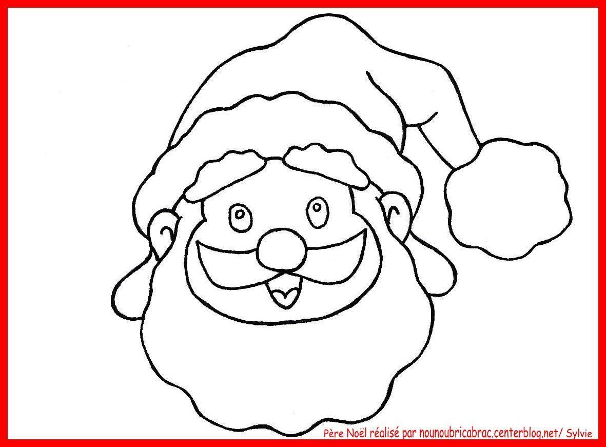 Marionnette Père Noël... la tête