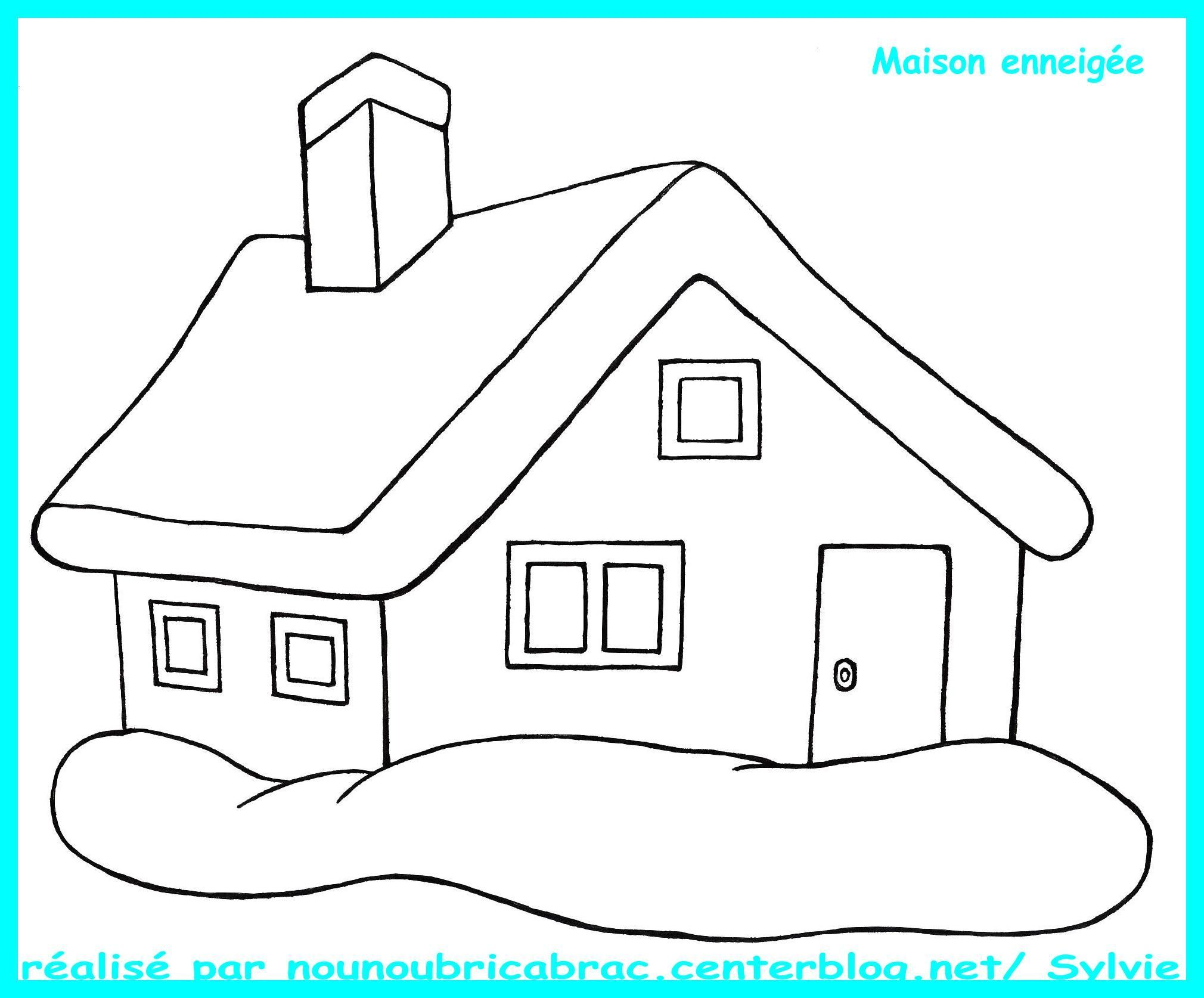 Maison dessin simple the image kid has it for Dessin de maison moderne