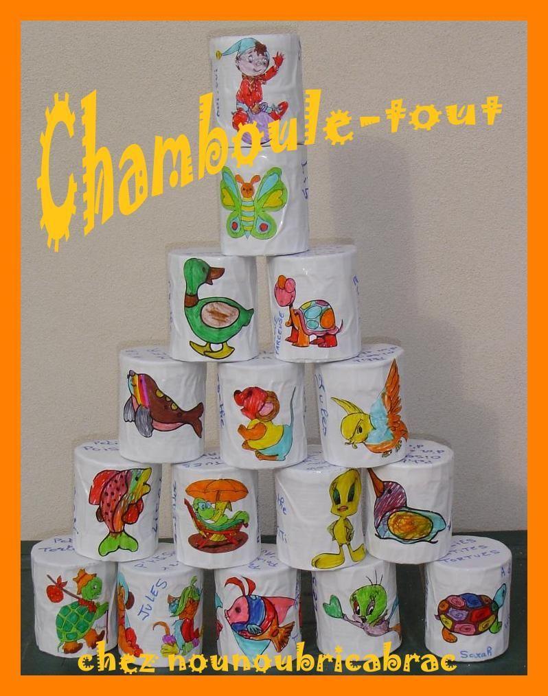 Chamboule-tout... de mes Ptits Bouts de Choux