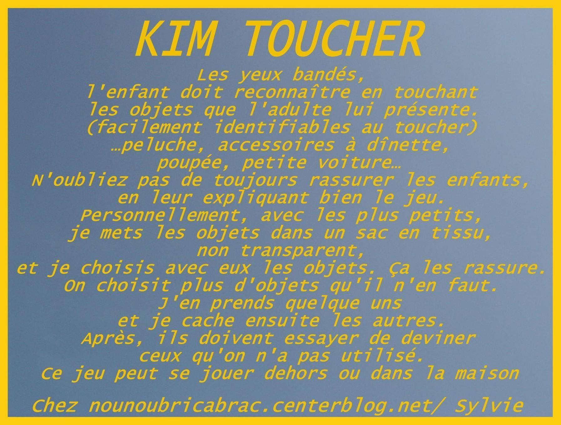KIM TOUCHER
