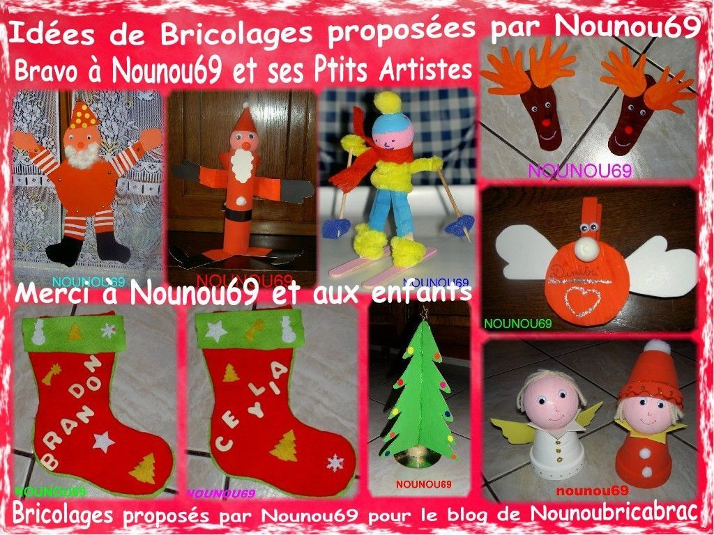 bricolage noel maternelle idees accueil design et mobilier. Black Bedroom Furniture Sets. Home Design Ideas